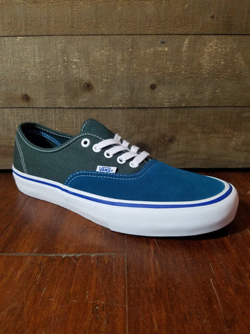 Vans | Authentic Pro - Darkest Spruce/Corsair - THIS Skateshop - Fargo, North Dakota