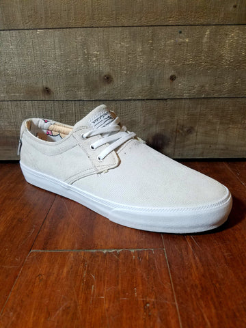 Lakai | Daly - White Suede (Porous Walker Collab)