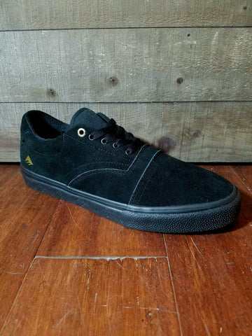 Emerica | Provider - Black/Black/Gum - THIS Skateshop - Fargo, North Dakota