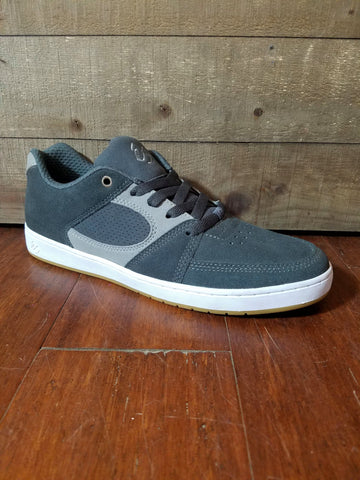 Es | Accel Slim - Dark Grey/Grey/White