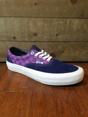 Vans | Era Pro - (Baker) Kader/Purple Check - THIS Skateshop - Fargo, North Dakota