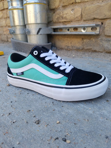 Vans | Old Skool Pro - Black/Jade