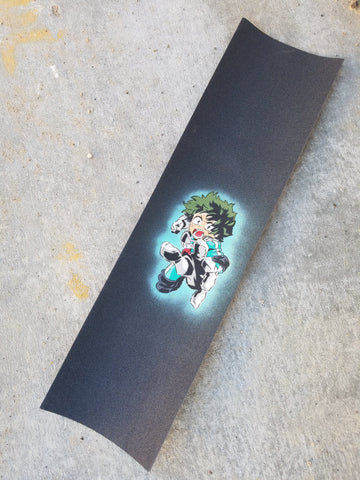Stenciled Grip - My Hero Academia