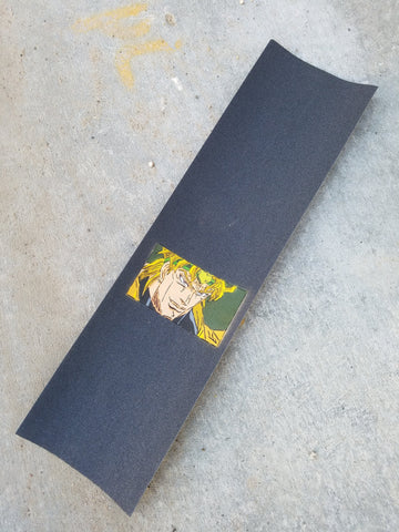 Stenciled Grip - Dio (Jojos Bizarre Adventure)