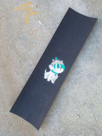 Stenciled Grip - Snuffles (Rick & Morty)