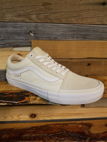 Vans | Old Skool Pro - Marshmallow/White