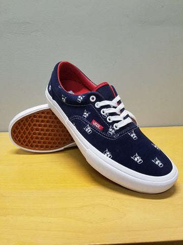 Vans | Era Pro - (Kader Sylla) Navy/Red