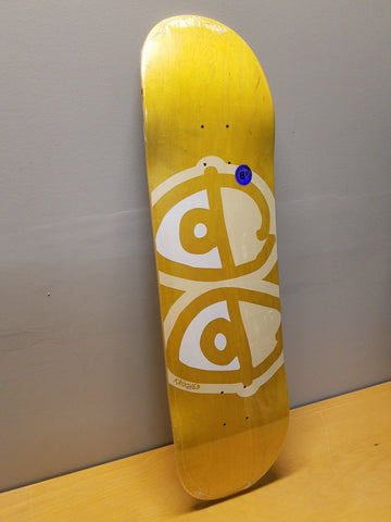 "Krooked | 8.5"" - Eyes Yellow Stain Deck"