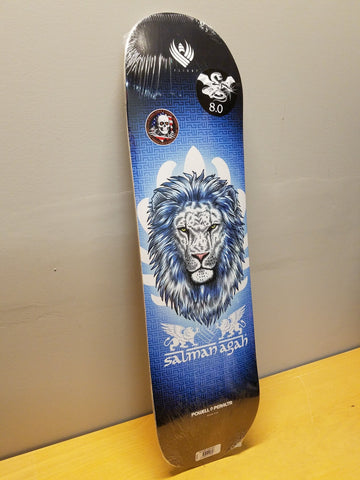 "Powell Peralta | 8.0"" - Agah Lions Flight Deck"