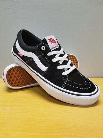 Vans | Sk8-Low Pro - Black/White
