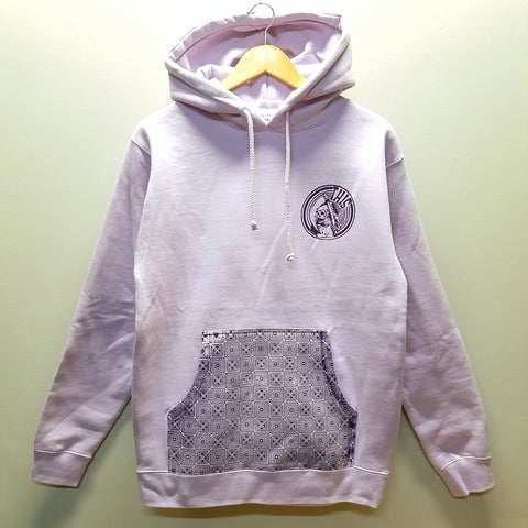 THIS | Circle Reaper Pullover - Lavender/Purple Ink