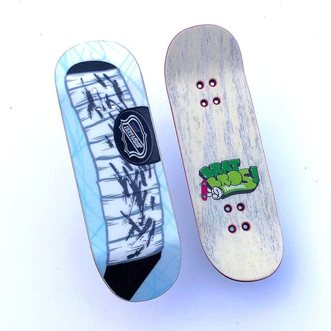 BratBros Fingerboards | Weston Hockey
