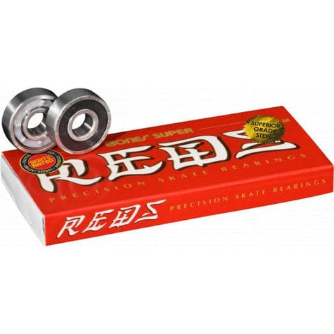 Bones | Super Reds Bearings - THIS Skateshop - Fargo, North Dakota