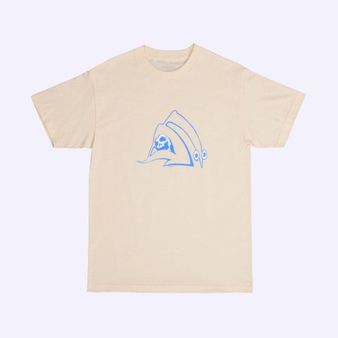 Quasi - Grimo Shirt - Cream - THIS Skateshop - Fargo, North Dakota