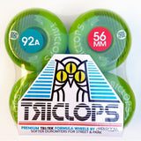 Triclops Wheels | 56mm/92a - Goblins Conical