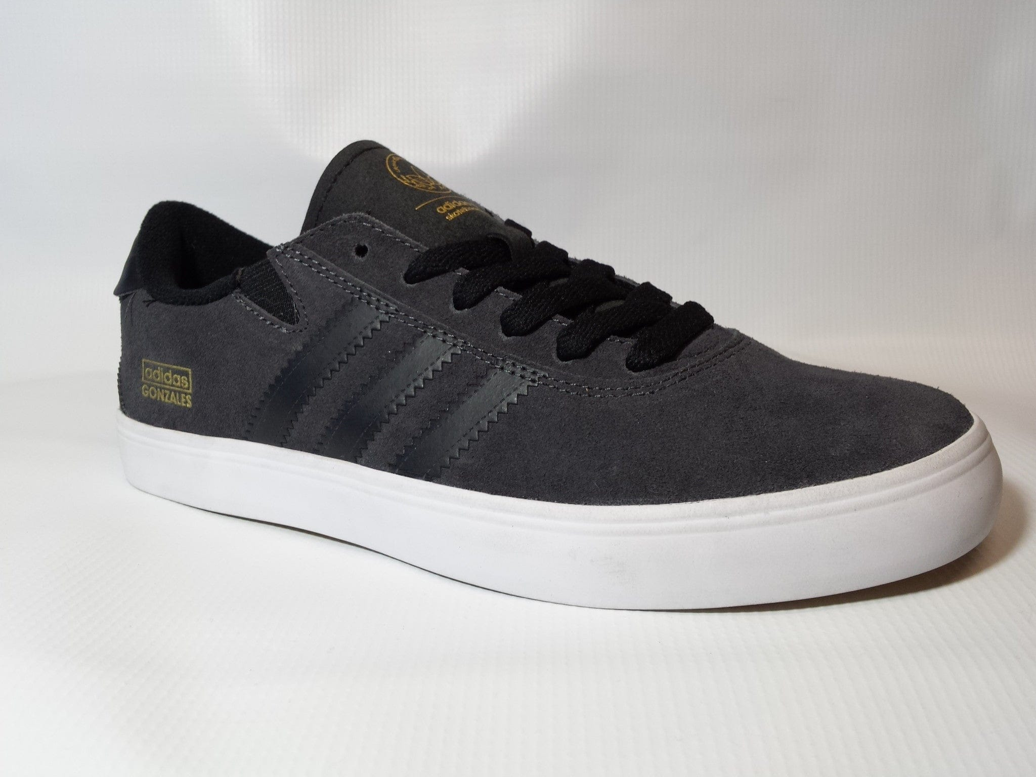 sports shoes 2b988 2467a Adidas  Gonz Pro - Dark GreyBlackWhite – THIS Skate and Snow