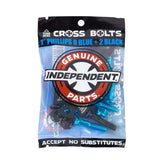 Independent | Blue/Black 10 Pack Hardware With Keychain Tool