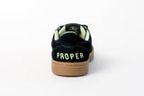Proper | Conquista - Black/Gum - THIS Skateshop - Fargo, North Dakota