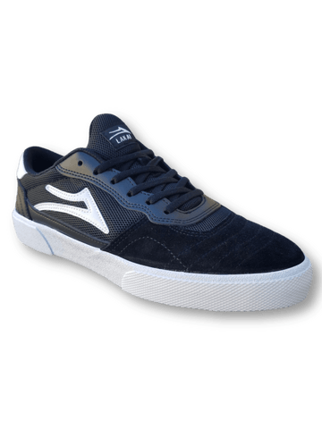 Lakai | Cambridge - Black/White Suede