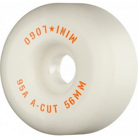 Mini Logo - 56mm 95a Wheels