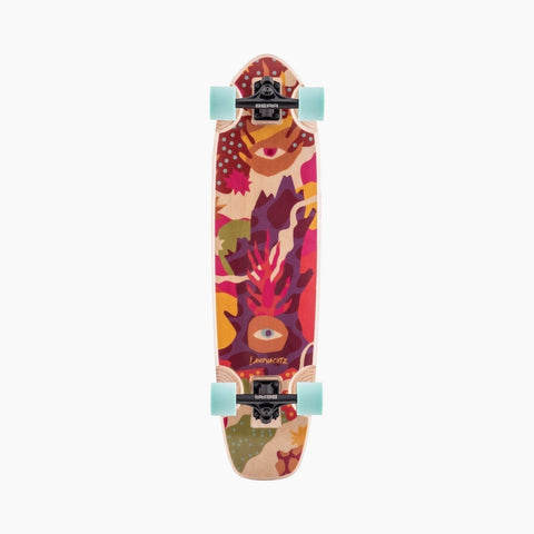 Landyachtz | Freedive Reef Complete (Wheels and Trucks May Vary)