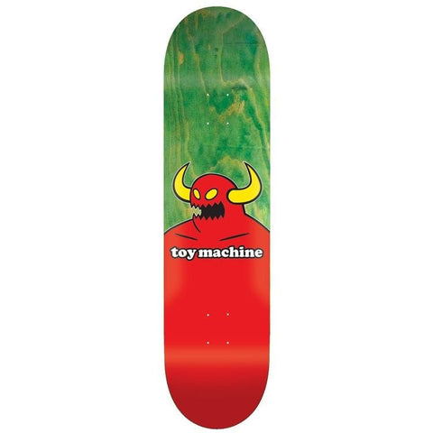 "Toy Machine | 8.5"" Monster Deck – YELLOW STAIN"