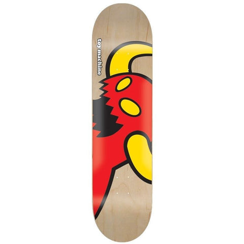 "Toy Machine | 8.13"" Vice Monster Deck – Natural"