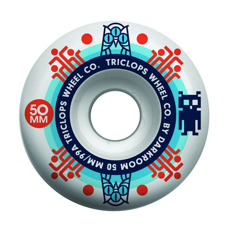 Triclops Wheels | 50mm/99a - Segment Conical
