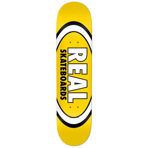 "Real | 8.06"" Classic Oval – Yellow"