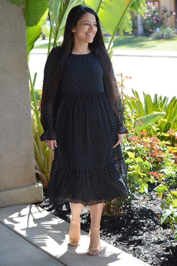 Pandora Polkadot Dress