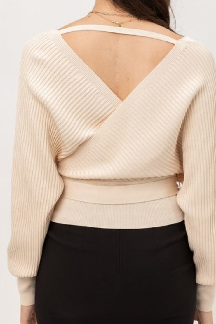 Sharee Ballerina Sweater