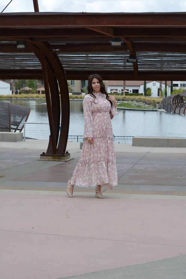 Harriet Floral Maxi Dress