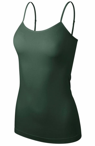 Dark Green Camisole