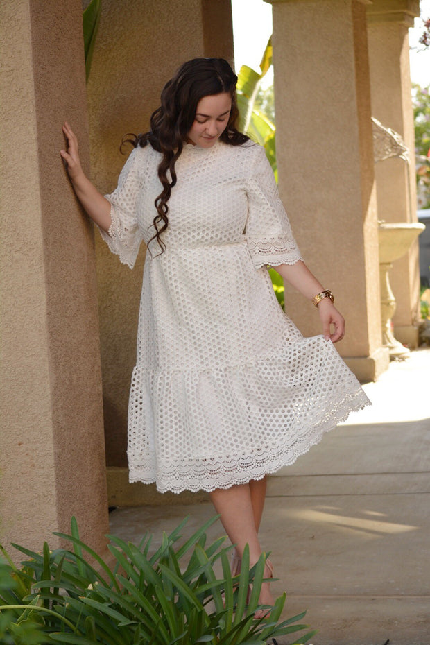 Bristol Lace Dress