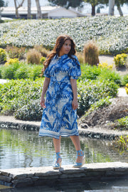 Kinsley Palm Dress