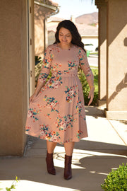 Beatrice Floral Dress
