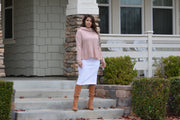 Brooke Blush Sweater