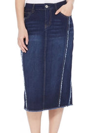 Celine Denim Skirt