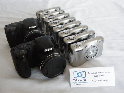 Wedding camera hire