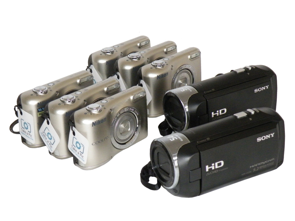HD video camera hire