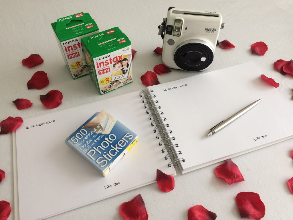 Instant Print & Guestbook