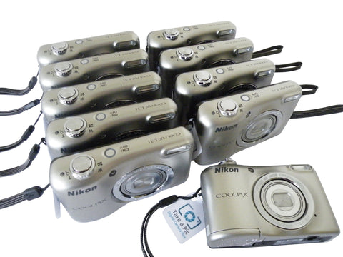 Standard Hire - 10 Compact Cameras