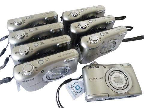Standard Hire - 8 Compact Cameras
