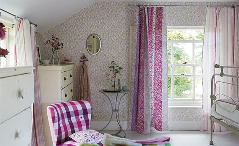 COUNTRY FABRICS by Designers Guild UK
