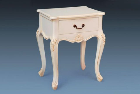 Chateau Ivory French Side Table