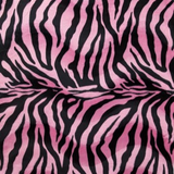 Zebra Pillow, black and biege ON SALE