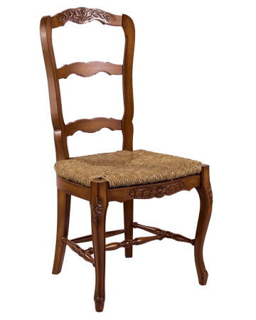 French Ladderback Chair