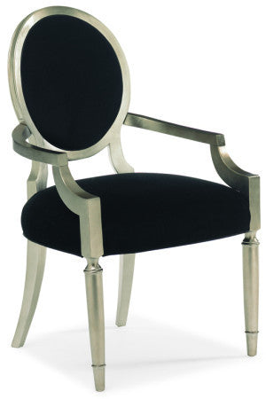Luxury Arm Chair & Side Chair