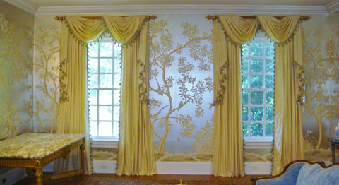 traditional window treatments french traditional window treatment swags tails curtains treatment swaged valance luxury treatments