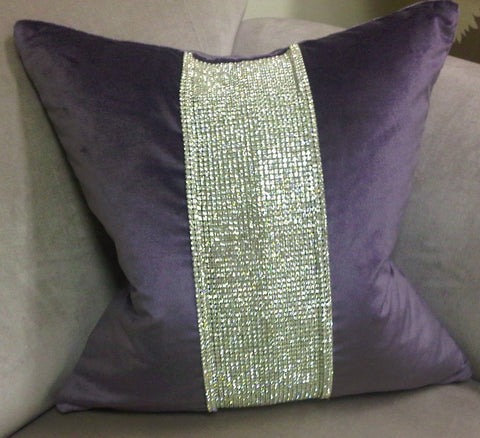 shimmering throw home pillow heirloom bling tailynn pillows